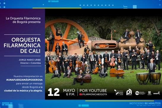 La Filarmónica de Bogotá presentará a la de Cali en un concierto contra la violencia
