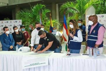 Firman pacto para reactivar establecimientos nocturnos y gastronómicos