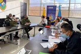 """Fiscal informó que """"terrorismo urbano"""" tiene relación con el narcotráfico, ELN y disidencias de las Farc"""