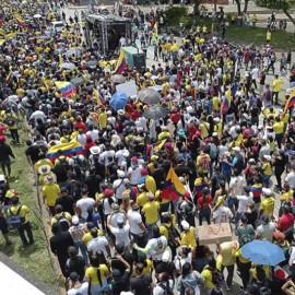 Comité del Paro convoca nuevas marchas en Colombia