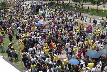 Fiscalía y Defensoría afirman que han ubicado a 290 desaparecidos durante el Paro Nacional