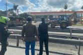 Gobierno ordenó a la fuerza pública desbloquear la vía Buga – Cali