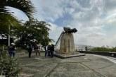 La estatua de Sebastián de Belalcázar sigue generando polémica