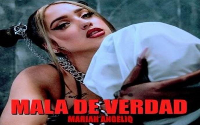 """Llegó """"Mala de verdad"""" el nuevo sencillo de Mariah Angeliq"""
