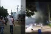 Noche de enfrentamientos en Yumbo dejó una persona muerta y más de 10 heridas