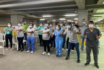 Nuevo megacentro de vacunación en Cali abre sus puertas este lunes