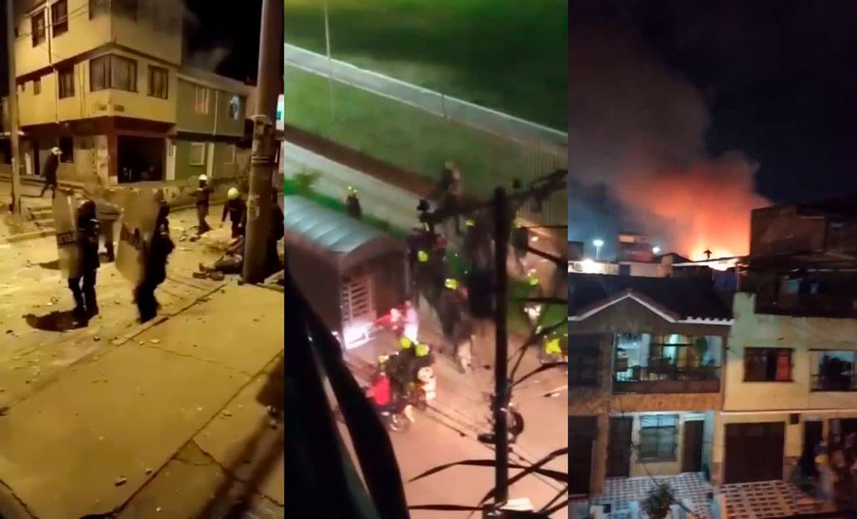 """ONU: """"Estamos profundamente alarmados por los acontecimientos ocurridos en Cali"""""""