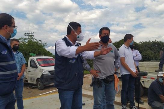 Pese a diferencias con manifestantes, alcalde Ospina insiste en el diálogo