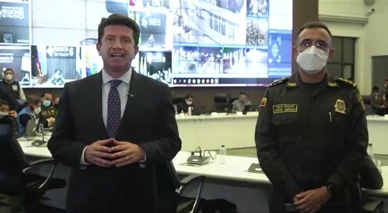Policía captura a supuestos responsables de atentar contra la fuerza pública