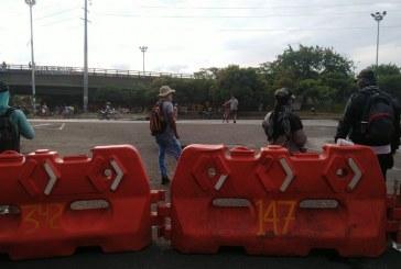 Vea el reporte de bloqueos en las calles de Cali para el lunes 31 de mayo