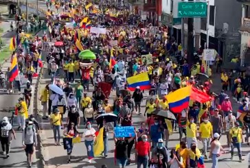 Comité del Paro convocó a marchas contra la nueva reforma tributaria