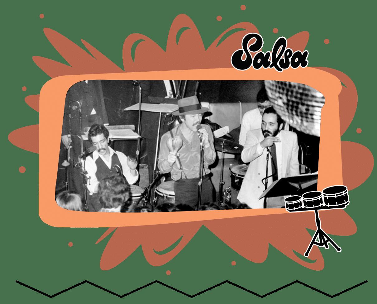 Salsa, a golpe de protesta social