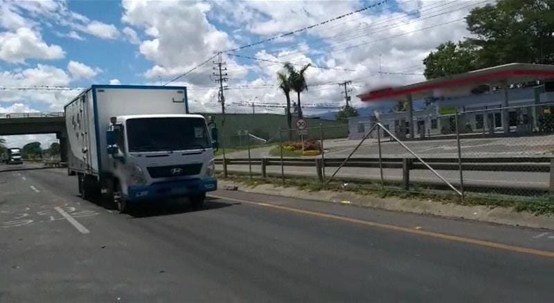 Alerta en Valle por casos de covid-19 en camioneros que participan del paro