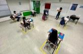 Suspenden alternancia educativa en el Valle ante alerta roja hospitalaria
