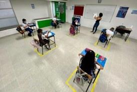 Alternancia educativa en colegios públicos y privados sigue suspendida en Cali