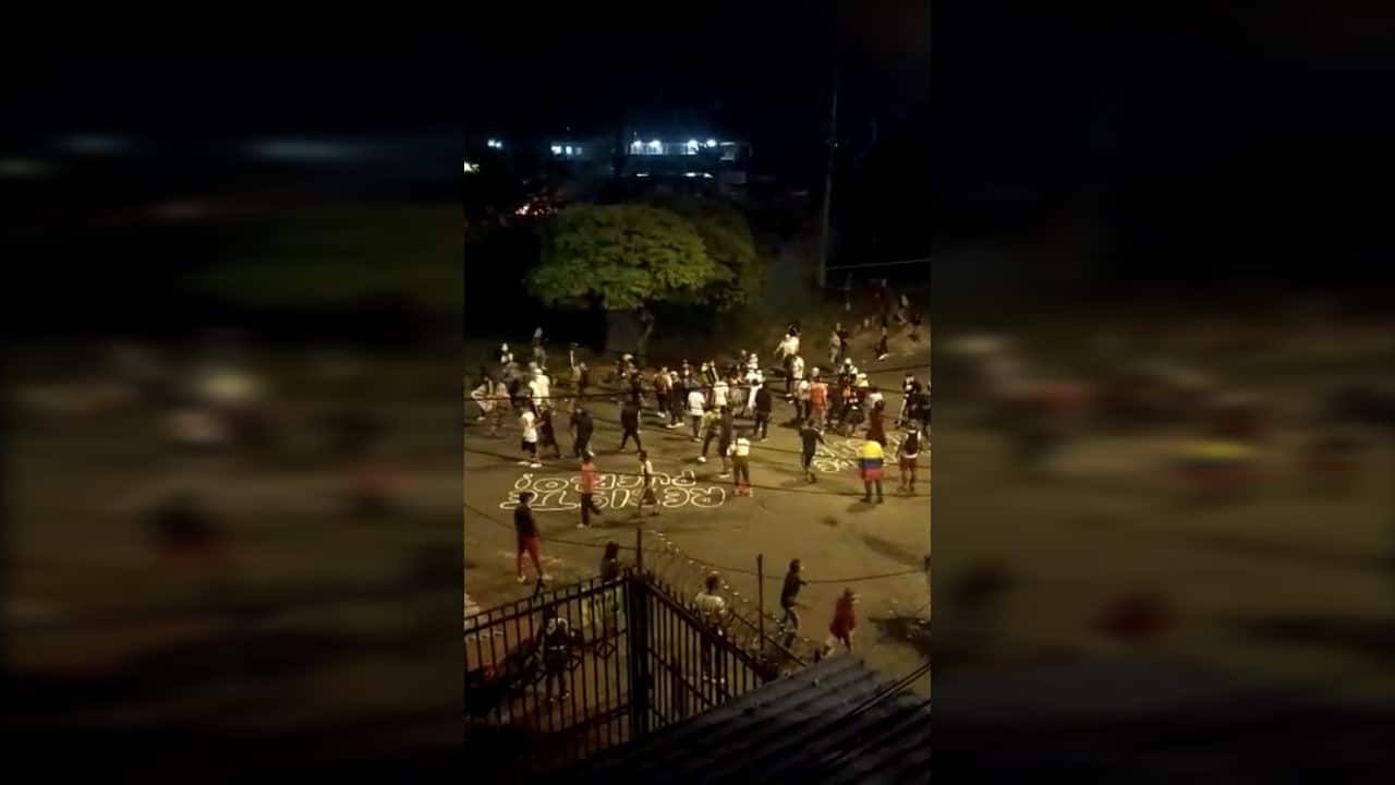 Trágica noche en Siloé: dos muertes confirmadas y más de 20 personas heridas