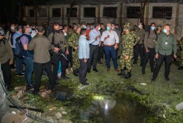 Recompensa de $500 millones por responsables de atentado en Cúcuta