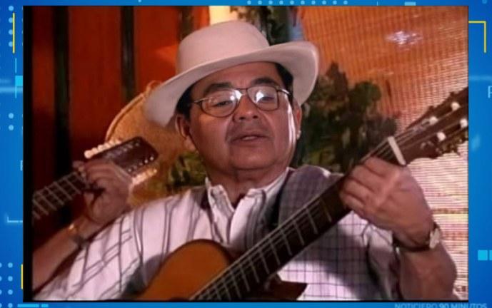 Álvaro Villalba integrante del dueto Silva y Villalba murió a sus 89 años