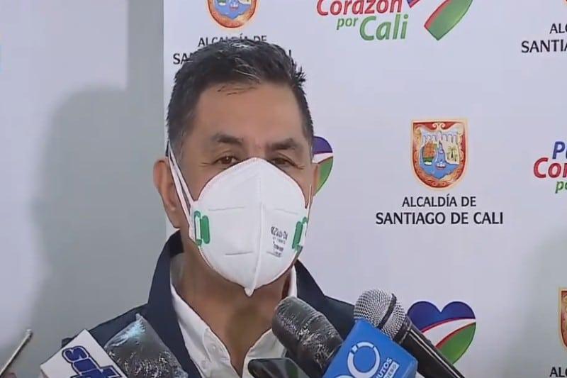 Jorge Iván Ospina, atribuyó a diálogos el despeje de la mayoría de bloqueos