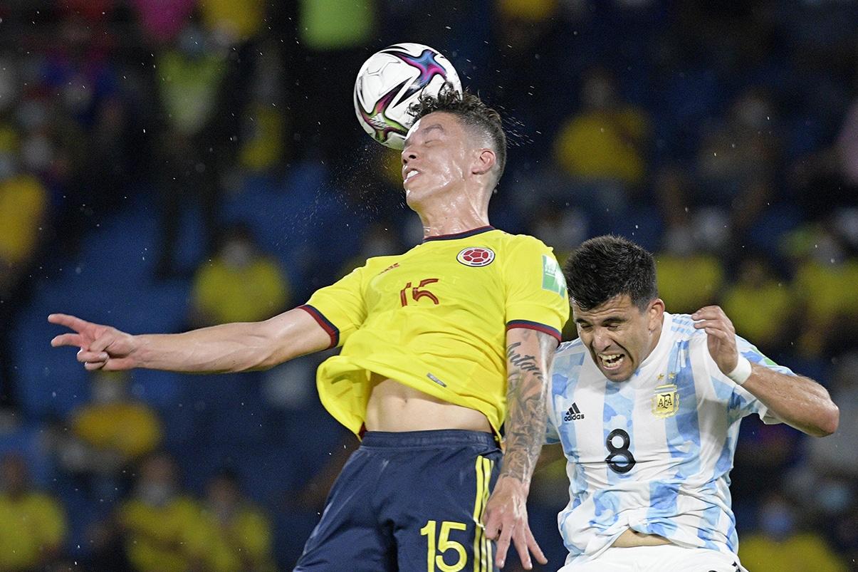 Así es la formación de Colombia ante Venezuela por la Copa América
