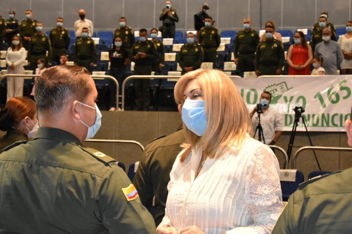 """""""Es un ataque a nuestra democracia"""": gobernadora del Valle sobre atentado a Duque"""