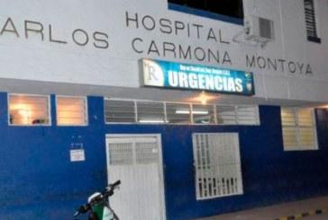 Atención de un herido provocó tensa situación en Hospital Carlos Carmona de Cali
