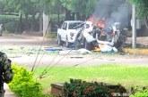 Atentado contra batallón en Cúcuta dejó 36 heridos, dice ministro de Defensa