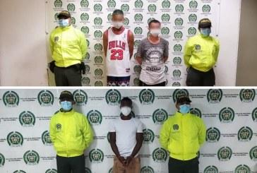 Capturados presuntos responsables de ataque a policía en Yumbo