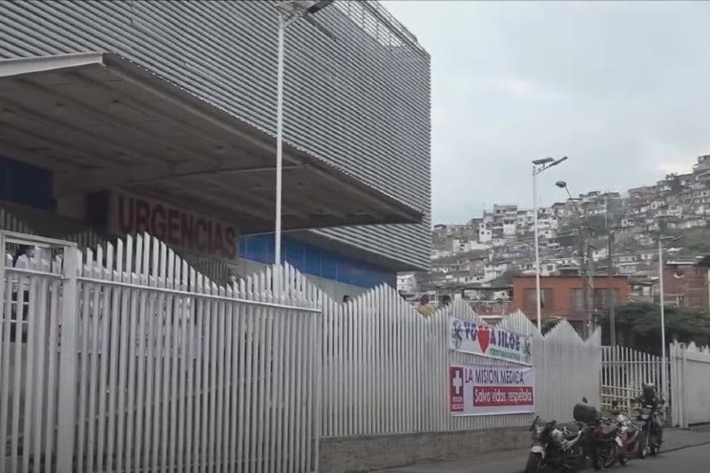 Centro de salud de Siloé sigue siendo blanco de los violentos