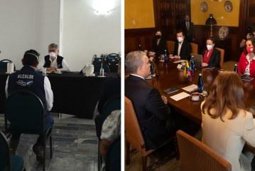 La CIDH adelanta reuniones en Cali y Bogotá para recoger testimonios