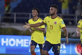 Colombia controló e intentó ganar, pero se encontró con un Fariñez figura
