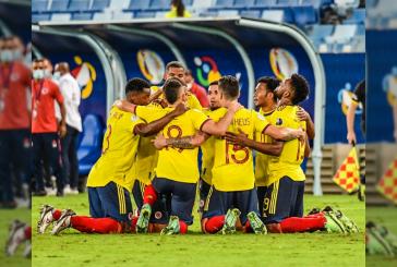 Colombia ganó 1-0 a Ecuador en su debut en la Copa América