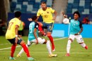 Colombia sale por su segunda victoria ante Venezuela en Copa América
