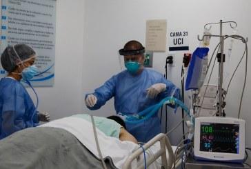Colombia supera las 105.000 muertes por covid-19 a lo largo de la pandemia