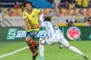 ¡De película! Colombia logró agónico empate ante Argentina, al minuto 94
