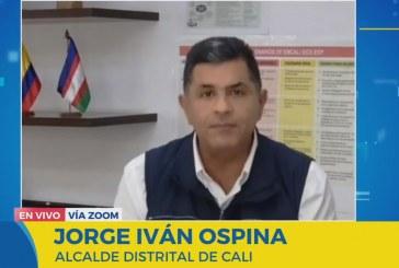 """""""Las comunidades están berracas por bloqueos inapropiados"""": alcalde Ospina"""