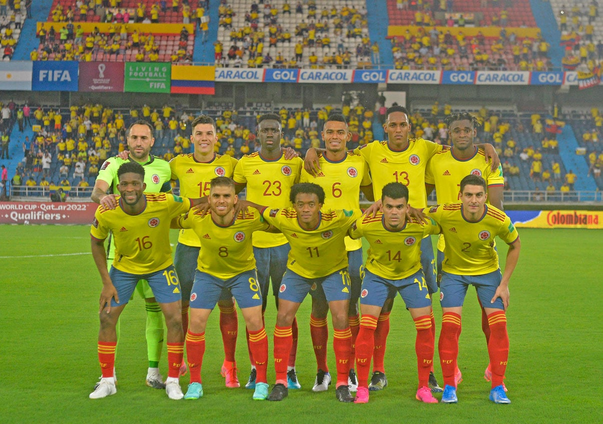 Estos son los convocados de la Selección Colombia para la Copa América de Brasil