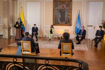 """""""Cultivos ilícitos se han erradicado contundentemente"""": Naciones Unidas"""