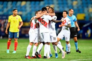 Luego de la derrota ante Perú, la Selección Colombia deberá clasificar ante Brasil