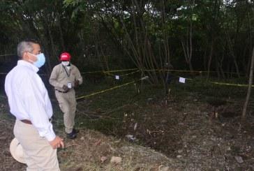 Tenían divididos unos 170 lotes ilegales sobre el jarillón del río Cauca