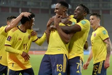 Estas son las posibles alineaciones de Colombia y Argentina para hoy