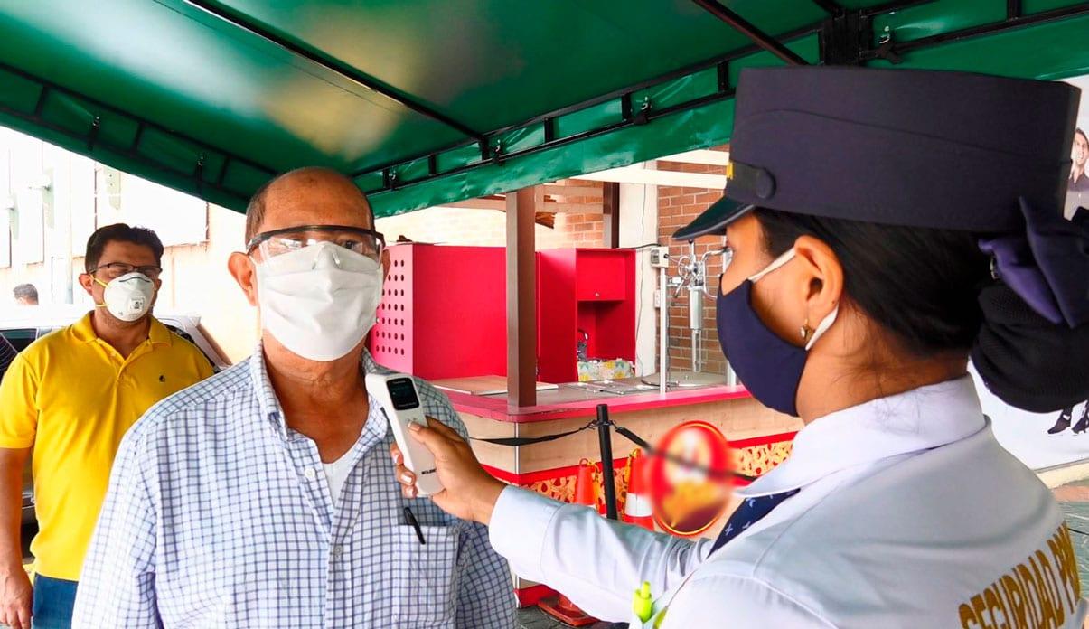 Gobierno Nacional sugiere 'nuevas restricciones' para contener pandemia
