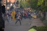 Hubo fuertes disturbios cerca del Metropolitano previo a Colombia-Argentina