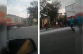 Iban a bloquear la vía: Policía de Cali evitó que incendiaran tractomula en calle 70