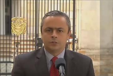 """""""Lo que necesita Colombia es que el ELN renuncie"""": Alto comisionado de Paz"""
