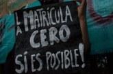 """""""Matrícula Cero"""": Se hundió el proyecto en el Congreso de la República"""
