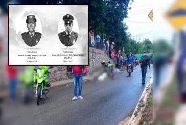Mueren dos policías y una mujer en un ataque armado en Santander de Quilichao