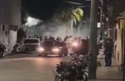 Noche de tensión en Meléndez, se presentaron enfrentamientos y saqueos