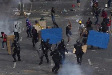 """""""Protestas han sido infiltradas por grupos armados ilegales"""": Alcalde Ospina"""