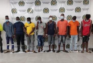 'Los Sayayines' serían responsables de robar mercancía en muelles de Buenaventura